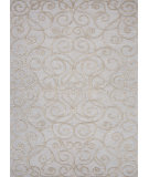 RugStudio presents Jaipur Rugs Roccoco Louvre Rc06 Pastel Blue Hand-Tufted, Good Quality Area Rug