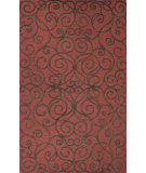 RugStudio presents Jaipur Rugs Roccoco Louvre Rc07 Navajo Red Hand-Tufted, Good Quality Area Rug