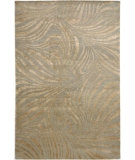 RugStudio presents Jaipur Rugs Earth Rivers Swirl ER02 Fog Hand-Knotted, Good Quality Area Rug
