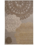 RugStudio presents Jaipur Rugs Earth Crystalline ER10 Silver Hand-Knotted, Good Quality Area Rug