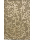 RugStudio presents Rugstudio Sample Sale 53362R Light Gold Hand-Knotted, Good Quality Area Rug