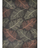 RugStudio presents Jaipur Rugs Grant Design Indoor/Outdoor Light as a Feather GD08 Chocolate Hand-Hooked Area Rug