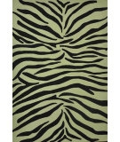 RugStudio presents Jaipur Rugs Coastal Living Indoor-Outdoor Party Lines CI02 Hand-Hooked Area Rug