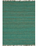 RugStudio presents Jaipur Rugs Rugged Rugged Rg03 Cool Aqua Flat-Woven Area Rug