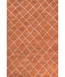 RugStudio presents Jaipur Rugs Riad Gem Ria03 Orange Rust Hand-Tufted, Good Quality Area Rug
