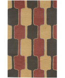 RugStudio presents Jaipur Rugs Traverse Rio Tv03 Deep Charcoal Hand-Tufted, Good Quality Area Rug