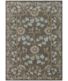 RugStudio presents Jaipur Rugs Poeme Rodez Pm74 Dark Gray Hand-Tufted, Better Quality Area Rug