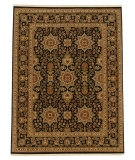 RugStudio presents Jaipur Rugs Royale Alexandria RY01 Ebony Hand-Knotted, Good Quality Area Rug