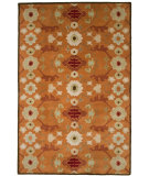 RugStudio presents Rugstudio Sample Sale 63736R Pumpkin Hand-Tufted, Better Quality Area Rug