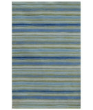 RugStudio presents Jaipur Rugs Coastal Living Hand-Tufted Sawgrass CH11 Pastel Blue Hand-Tufted, Good Quality Area Rug