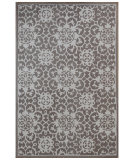 RugStudio presents Rugstudio Sample Sale 65004R Crystal Gray Hand-Hooked Area Rug