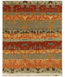 RugStudio presents Rugstudio Sample Sale 53452R Tobacco Hand-Knotted, Good Quality Area Rug