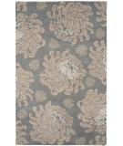 RugStudio presents Jaipur Rugs Traverse Taipei Tv06 Gray Brown Hand-Tufted, Good Quality Area Rug