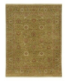 RugStudio presents Jaipur Rugs Biscayne Tessa BS11 Paradise Green Hand-Knotted, Good Quality Area Rug