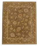 RugStudio presents Jaipur Rugs Dhalia Trilium DH09 Gray Brown Hand-Tufted, Good Quality Area Rug