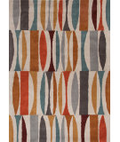 RugStudio presents Rugstudio Sample Sale 75033R Dark Ivory Hand-Tufted, Good Quality Area Rug