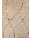 RugStudio presents Jaipur Rugs Traverse Stockholm Tv17 Soft Gold Hand-Tufted, Good Quality Area Rug
