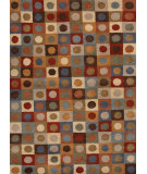 RugStudio presents Jaipur Rugs Traverse Lima Tv25 Navajo Red / Copper Hand-Tufted, Good Quality Area Rug