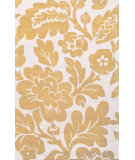RugStudio presents Jaipur Rugs Traverse Meadow Tv44 White Hand-Tufted, Good Quality Area Rug