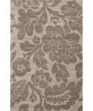 RugStudio presents Jaipur Rugs Traverse Meadow Tv45 Silver Gray Hand-Tufted, Good Quality Area Rug