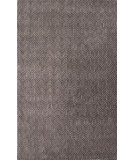 RugStudio presents Jaipur Rugs Traverse Peaked Tv50 Liquorice/Medium Gray Hand-Tufted, Good Quality Area Rug