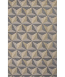 RugStudio presents Jaipur Rugs Traverse Rocky Tv53 Gold Hand-Tufted, Good Quality Area Rug
