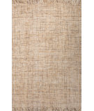RugStudio presents Jaipur Rugs Tweedy Twd02 Dark Ivory/Light Camel Flat-Woven Area Rug