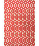 RugStudio presents Jaipur Rugs Urban Bungalow Sabrine Ub28 Chili Pepper Flat-Woven Area Rug
