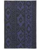 RugStudio presents Jaipur Rugs Urban Bungalow Farid Ub32 Ebony Flat-Woven Area Rug