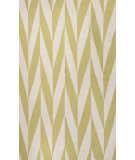 RugStudio presents Jaipur Rugs Urban Bungalow Cypress Ub33 Wild Lime/White Flat-Woven Area Rug