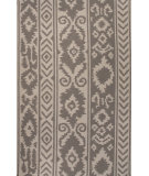 RugStudio presents Jaipur Rugs Urban Bungalow Farid Ub34 White/Medium Gray Woven Area Rug