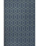 RugStudio presents Jaipur Rugs Urban Bungalow Sabrine Ub36 Dark Denim/Aruba Blue Woven Area Rug