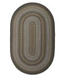 RugStudio presents Jaipur Rugs Ultra Durable Braided Rugs Dover Ubr03 Gray/Ivory Braided Area Rug