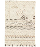 RugStudio presents Jaipur Rugs Zuri Zamunda Zui05 Natural White Hand-Knotted, Good Quality Area Rug