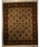 RugStudio presents J. Aziz Antiqued Jaipur Mk-5 Lti-Ep 86855 Hand-Knotted, Good Quality Area Rug