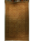 RugStudio presents J. Aziz Shah Abbas Antiqued V-1603 Bge-Snd 86705 Hand-Knotted, Good Quality Area Rug