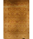 RugStudio presents J. Aziz Shah Abbas Antiqued V-1662 Lim 86735 Hand-Knotted, Good Quality Area Rug