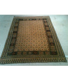 RugStudio presents J. Aziz Raisa H-G - 87063 Hand-Knotted, Good Quality Area Rug