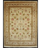 RugStudio presents J. Aziz Shah Abbas Antiqued V-1643 Iv-Rst 86724 Hand-Knotted, Best Quality Area Rug