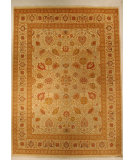 RugStudio presents J. Aziz Shah Abbas Antiqued V-1643 Iv-Rst 86725 Hand-Knotted, Good Quality Area Rug