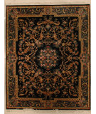 RugStudio presents J. Aziz Turkistan Mahal - 87067 Hand-Knotted, Good Quality Area Rug