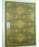 RugStudio presents J. Aziz Peshawar Novelty Gray- 86912 Hand-Knotted, Good Quality Area Rug