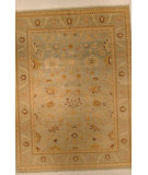RugStudio presents J. Aziz Shah Abbas Antiqued V-1644 Lbl-Lbl 86727 Hand-Knotted, Good Quality Area Rug