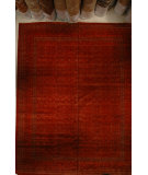 RugStudio presents J. Aziz Haj Jalili V-1737 Rose Hand-Knotted, Good Quality Area Rug