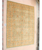 RugStudio presents J. Aziz Peshawar Ult-127 Sbl-Sbl 86942 Hand-Knotted, Good Quality Area Rug