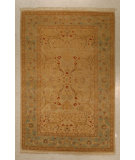 RugStudio presents J. Aziz Shah Abbas Antiqued V-1731 Iv-Lbl 86788 Hand-Knotted, Best Quality Area Rug