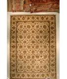 RugStudio presents J. Aziz Antiqued Jaipur Asl-2 Lti-Lti 86848 Hand-Knotted, Good Quality Area Rug