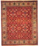RugStudio presents Kalaty Nomad B Nb-686 Antique Rust/Ivory Hand-Knotted, Best Quality Area Rug