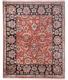 RugStudio presents Kalaty Nomad B Nb-688 Rust/Black Hand-Knotted, Best Quality Area Rug