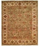 RugStudio presents Kalaty Royale Rl-935 Sage Hand-Knotted, Best Quality Area Rug